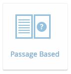 Technology Enhanced Item Passage Based