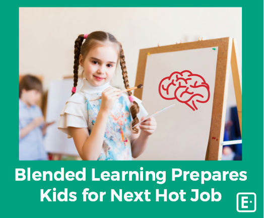 Blended Learning Prepares Kids Job