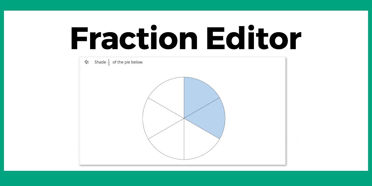 Fraction Editor TEI
