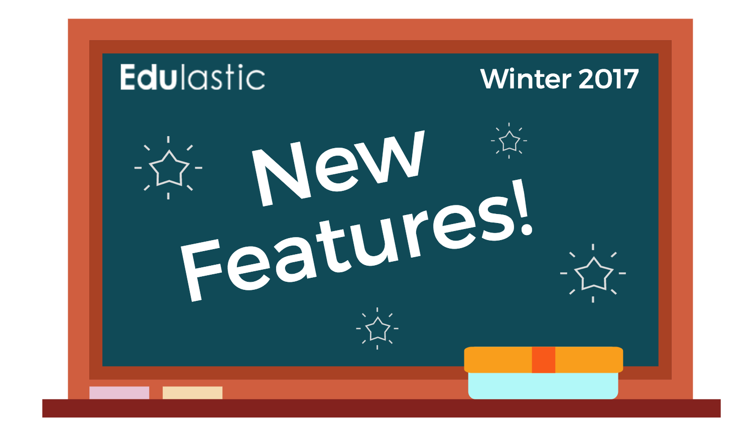 New Features Edulastic Winter 2017