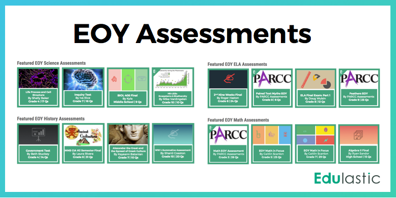 EOY Assessments Featured