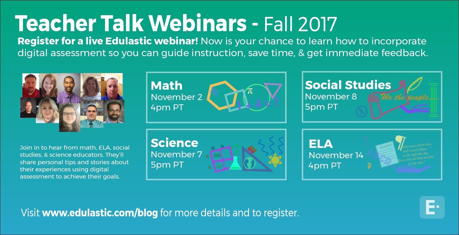 How Teachers Can Find Time For Social >> Free Online Formative Assessment For Math Ela Science And Social