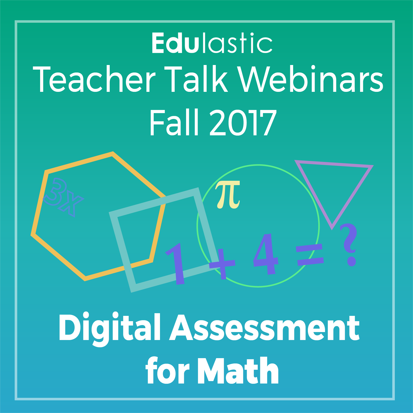 Learn from a panel of math teachers who are using digital assessment ...
