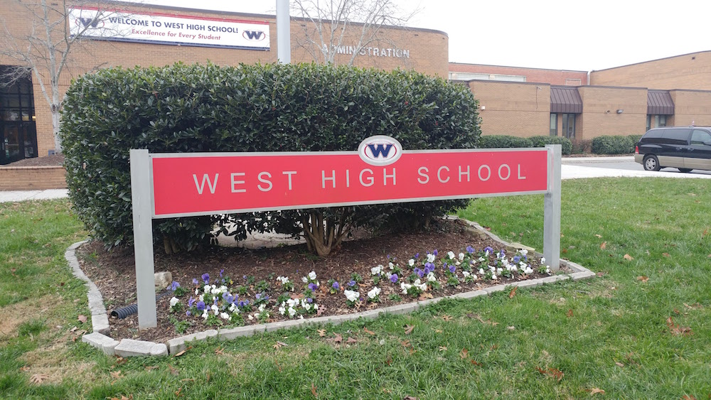 with edulastic in the toolbox west hs gains highest level