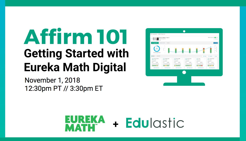 Eureka Math Digital Webinar