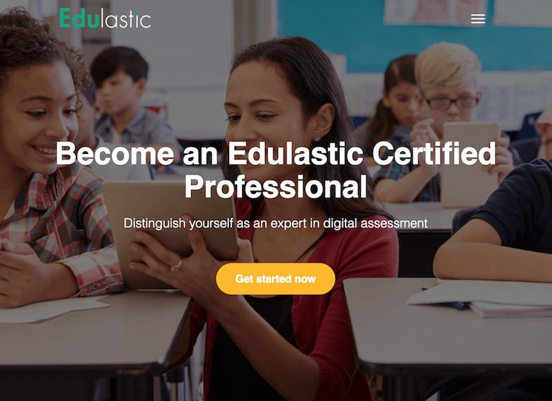 Level 1 Edulastic Certified Professional